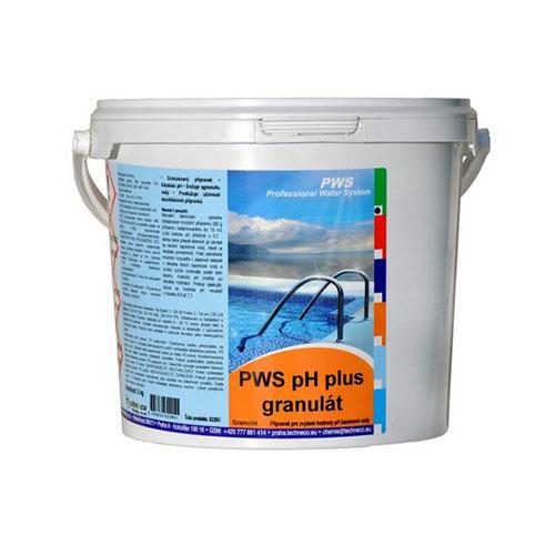 PWS pH plus granulát 5 Kg