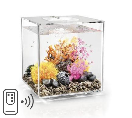 BiOrb CUBE transparentní 60l LED MCR s DO
