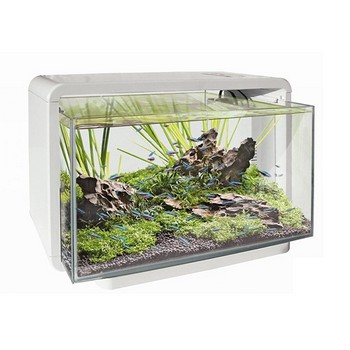 SuperFish HOME 25 AQUARIUM WHITE akvarijní set