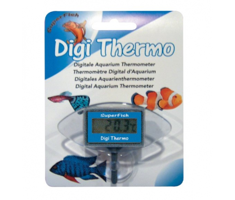 SuperFish Digi Thermo - teploměr do akvária