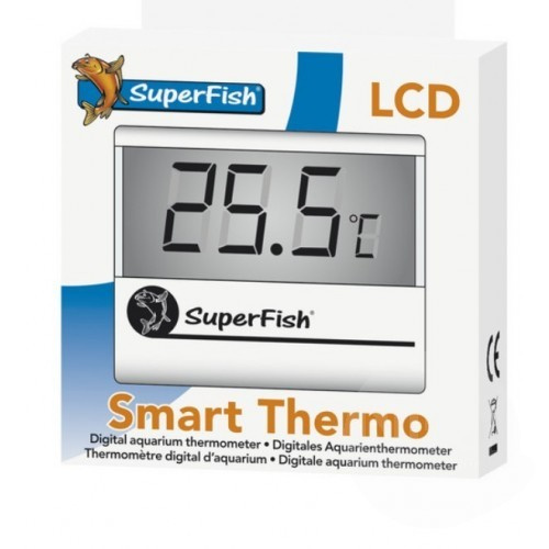 SuperFish Smart Thermo White - teploměr do akvária