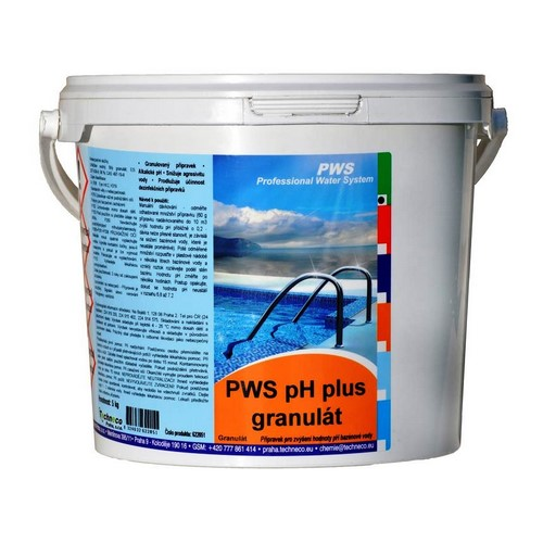 PWS pH plus granulát 30 Kg
